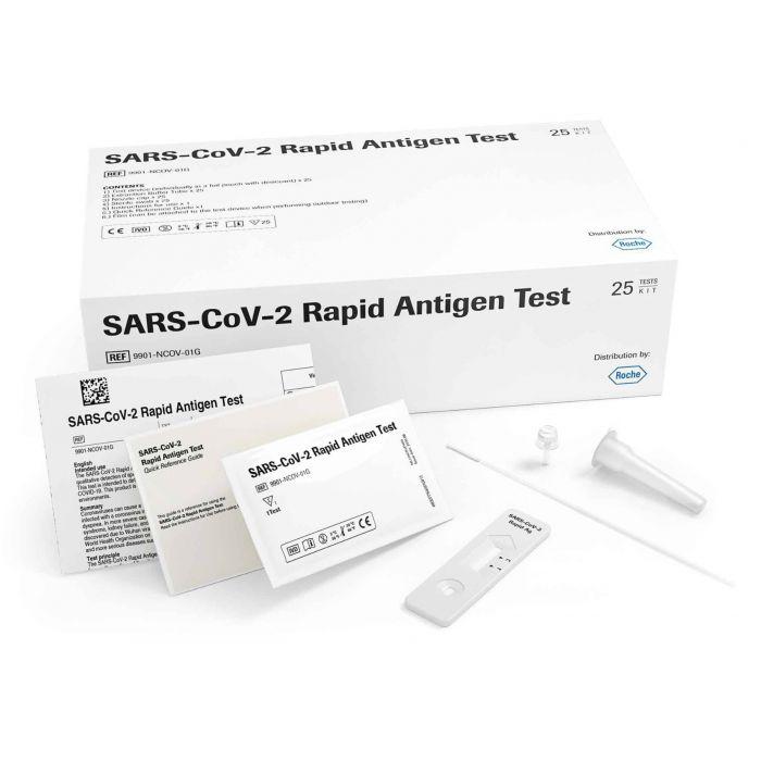 Corona-Schnelltests (PoC-Tests)